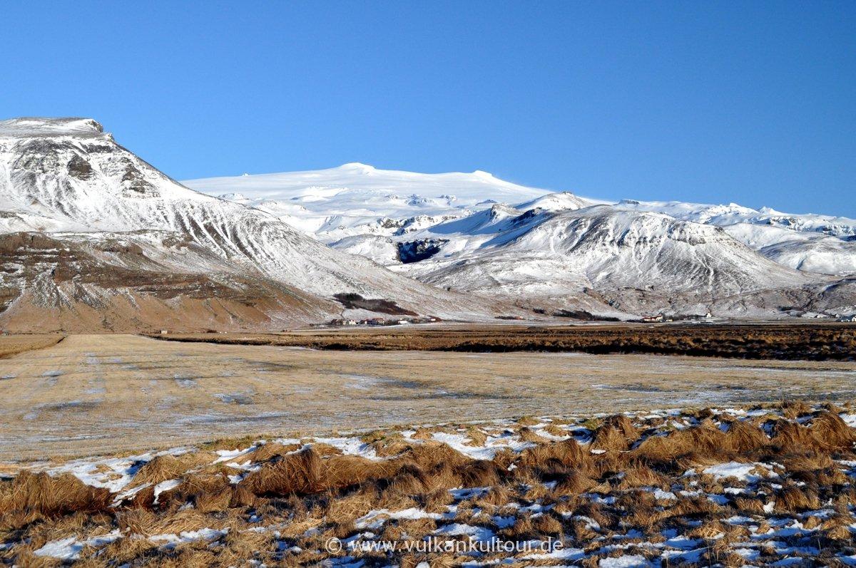 Eyjafjallajökull - der bad guy von 2010...