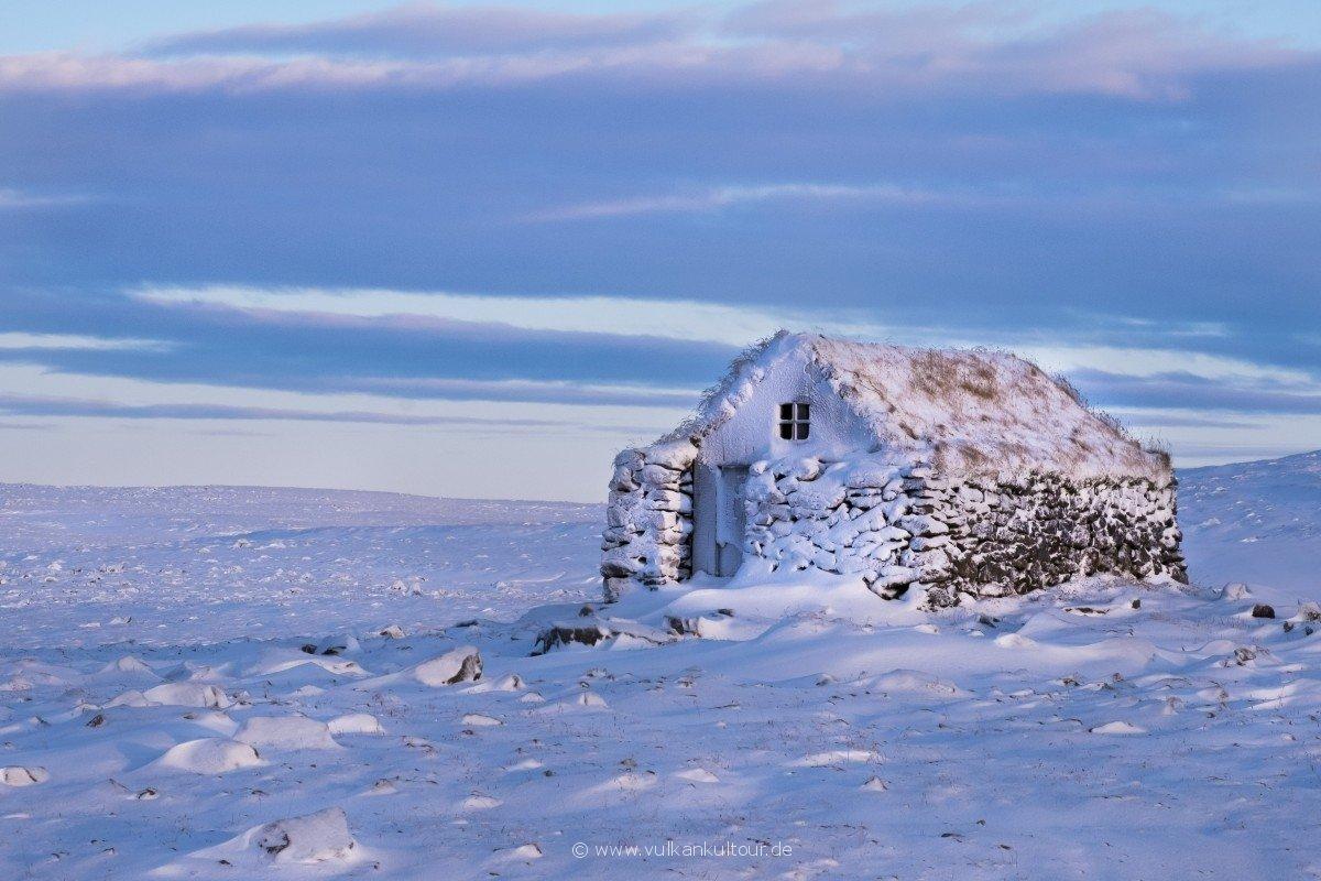Winterliche Fahrt in die Westfjorde