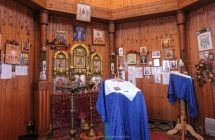 Orthodoxes Kirchlein in Barentsburg
