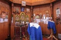 Orthodoxes Kirchlein in Barentsburg