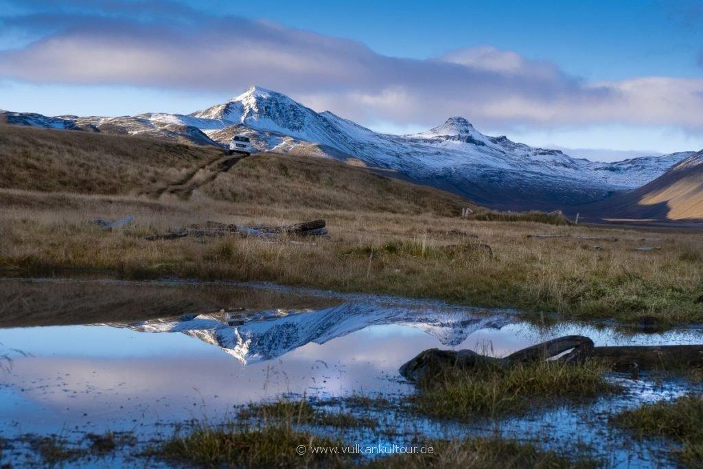 Der Winter steht vor der Tür (Westfjorde)