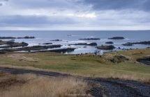 Schärenlandschaft am Breiðafjörður
