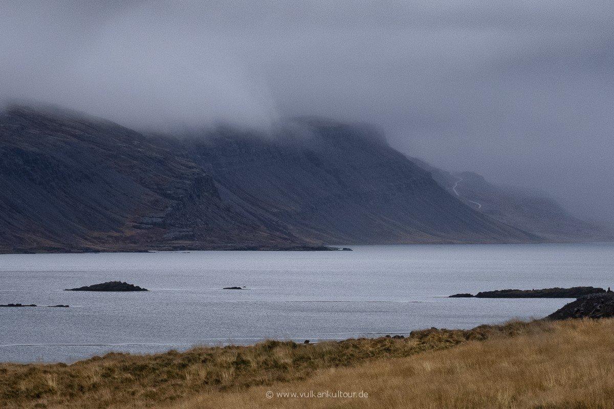 Kollafjörður, einer der südlichen Westfjorde