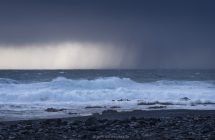 Wetterküche Island