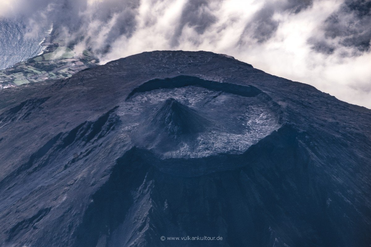 Pico und Piquinho (2351 m!)