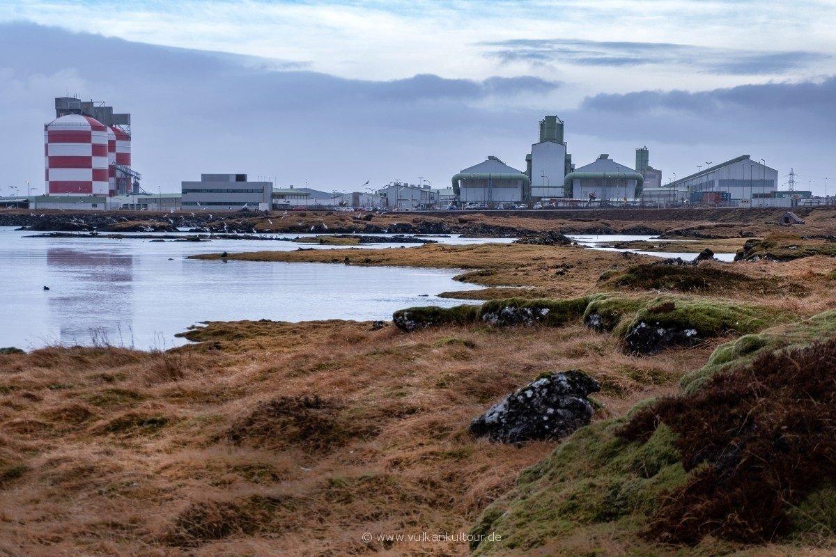 Aluminiumwerk Straumsvík