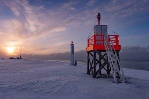 Vestpynten Leuchtturm