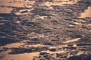Eis - Wasser - Sonne