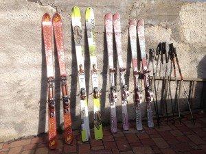 Ätna Skitour