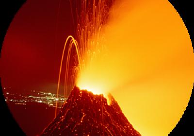 Ätna Eruption 2006