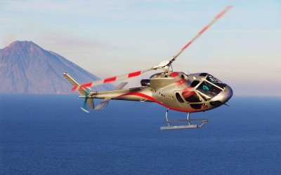 Helikopter / Hubschrauber von Air Panarea (Eurocopter AS 350 B3 plus)