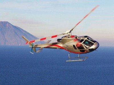 Helikopter / Hubschrauber von Air Panarea (Eurocopter AS 350 B3 plus)