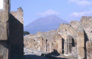 Pompeji im Schatten des Vesuvs