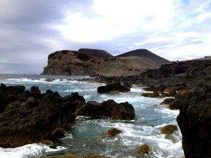 Vulcão dos Capelinhos auf Faial - hier fand 1958 der letzte azorianische Ausbruch an Land statt