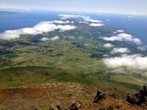 Blick vom Pico