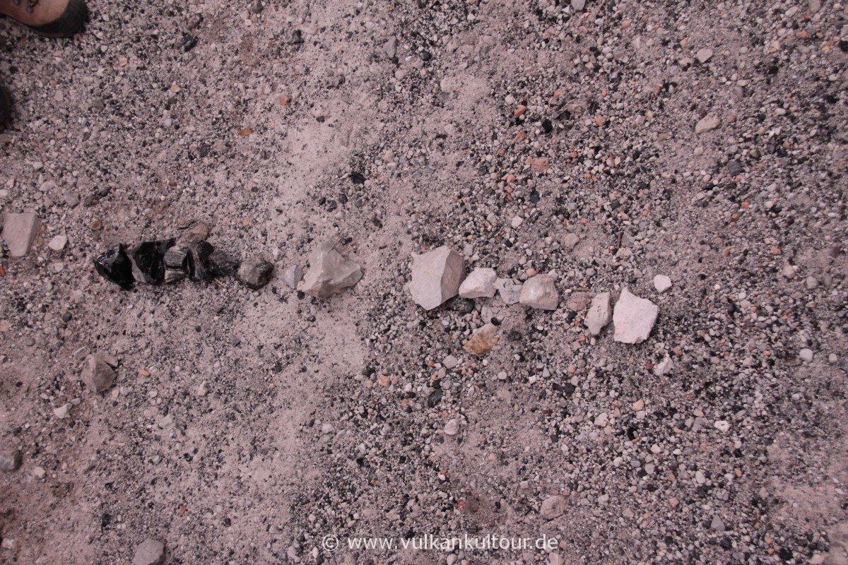 Liparis Norden - Vom Bims zum Obsidian... oder andersherum?