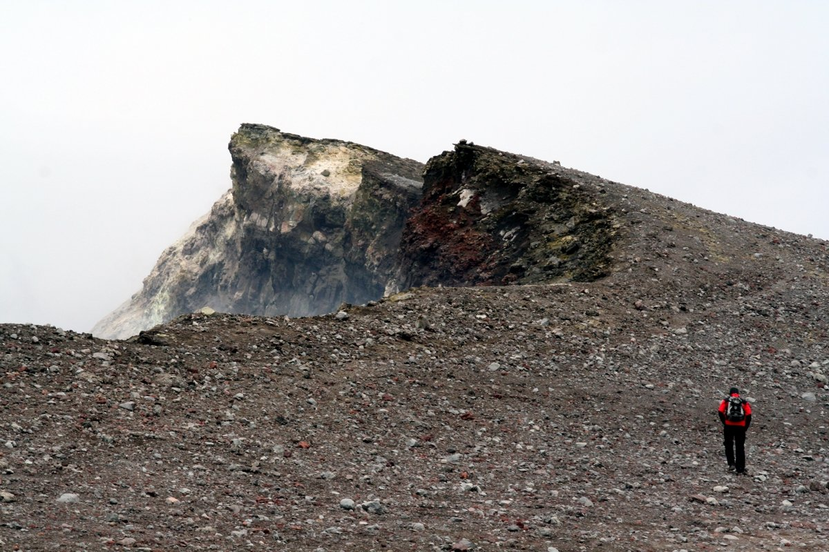 Gipfelbesteigung am Ätna (© Susi Merk)