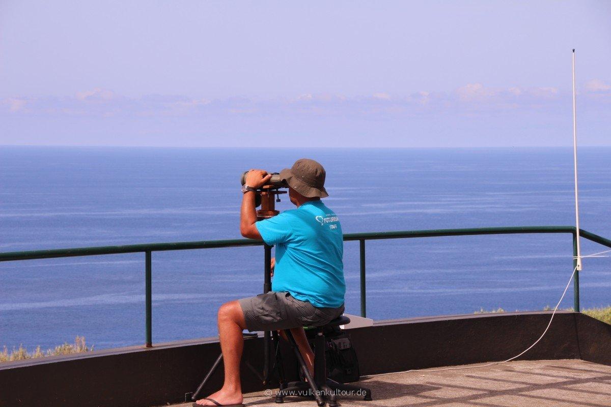 20160811 Azoren Whale spotter