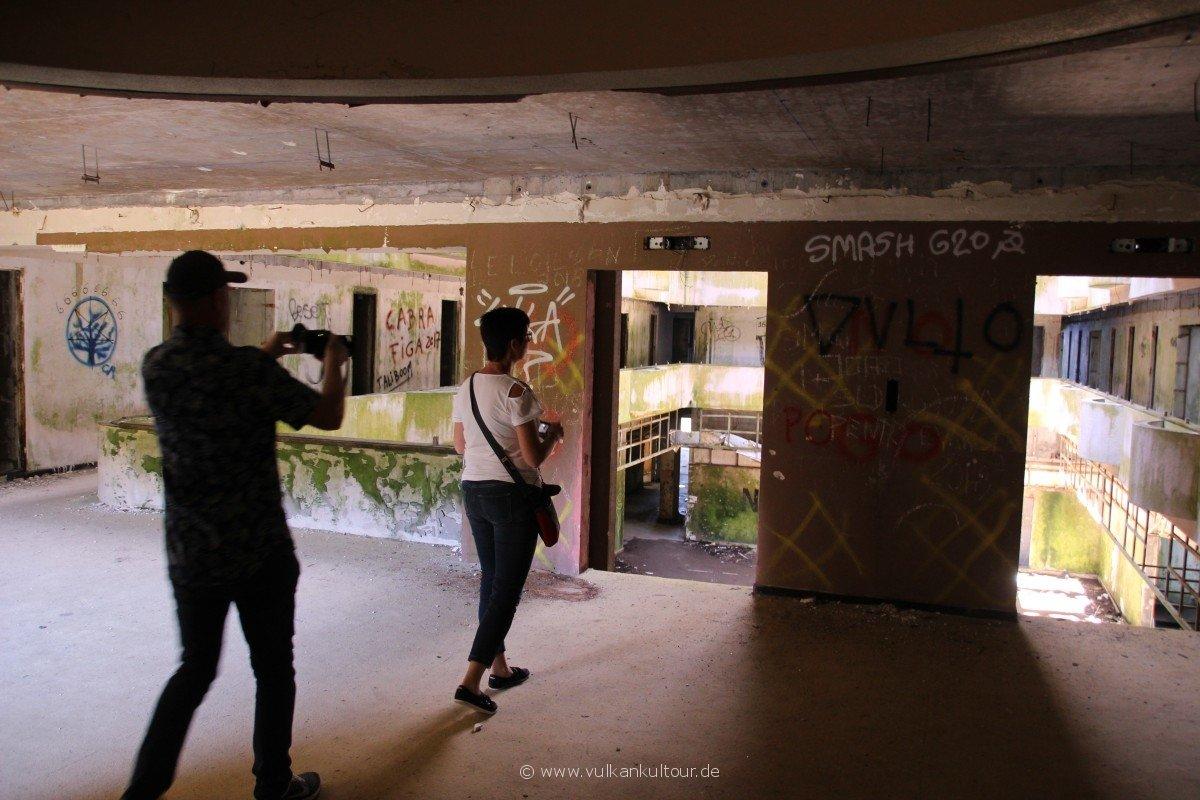 20180506 Azoren MDR Dreharbeiten bei Sete Cidades