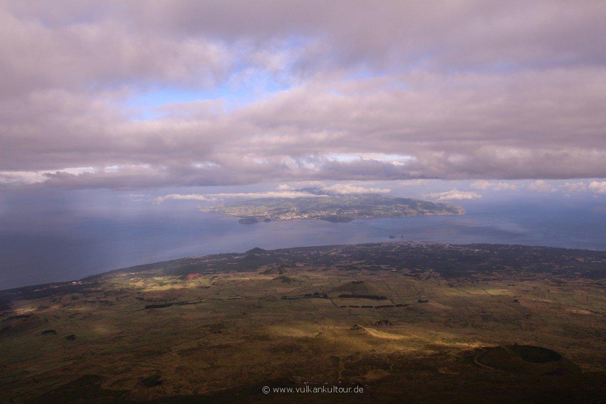 20160811 Azoren Pico Besteigung