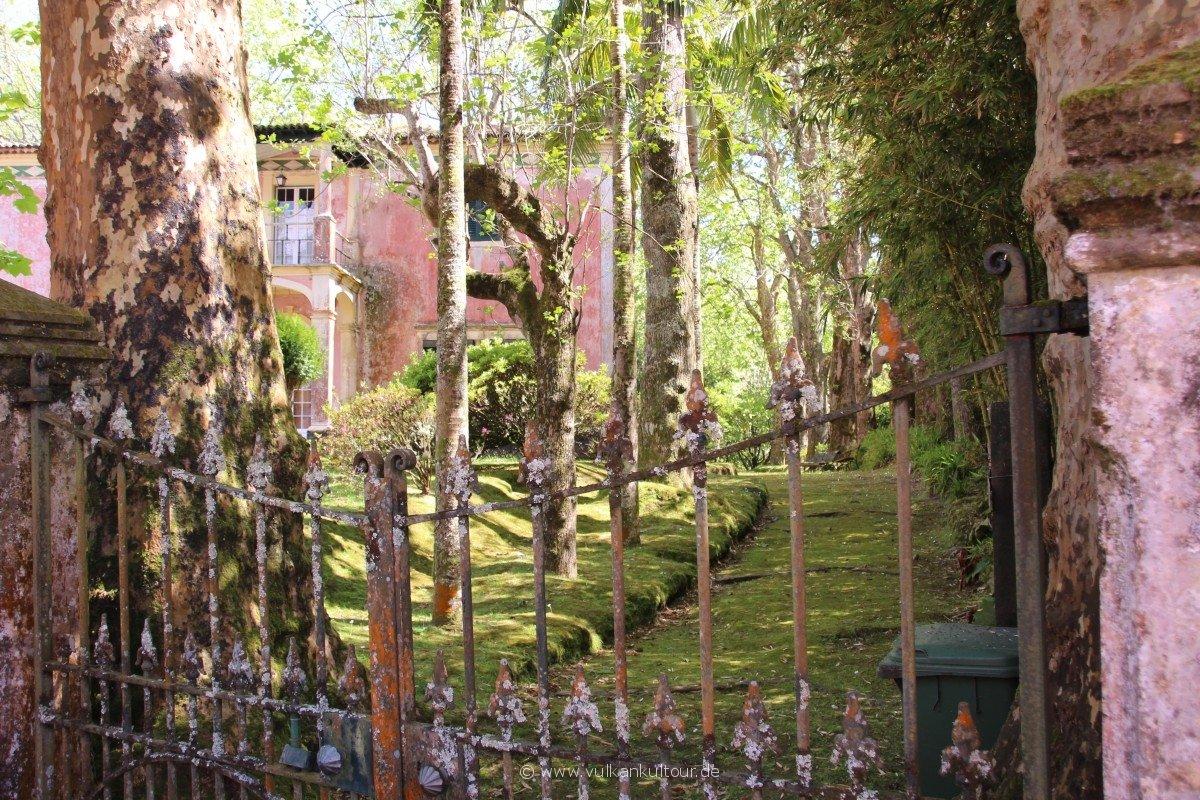 20180506 Azoren MDR Verwunschene Häuser in Furnas