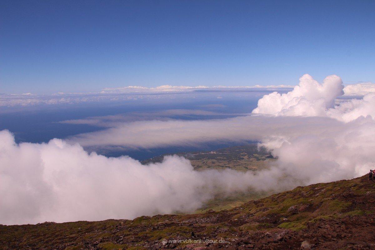 20160811 Azoren Pico Aussicht