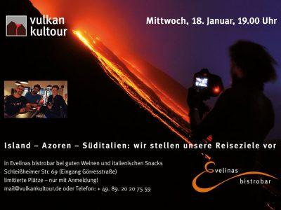 Vulkankultour-Infoabend