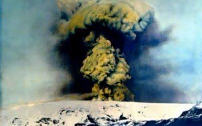 Katla Eruption 1918 (Bildquelle: Wikimedia Commons)