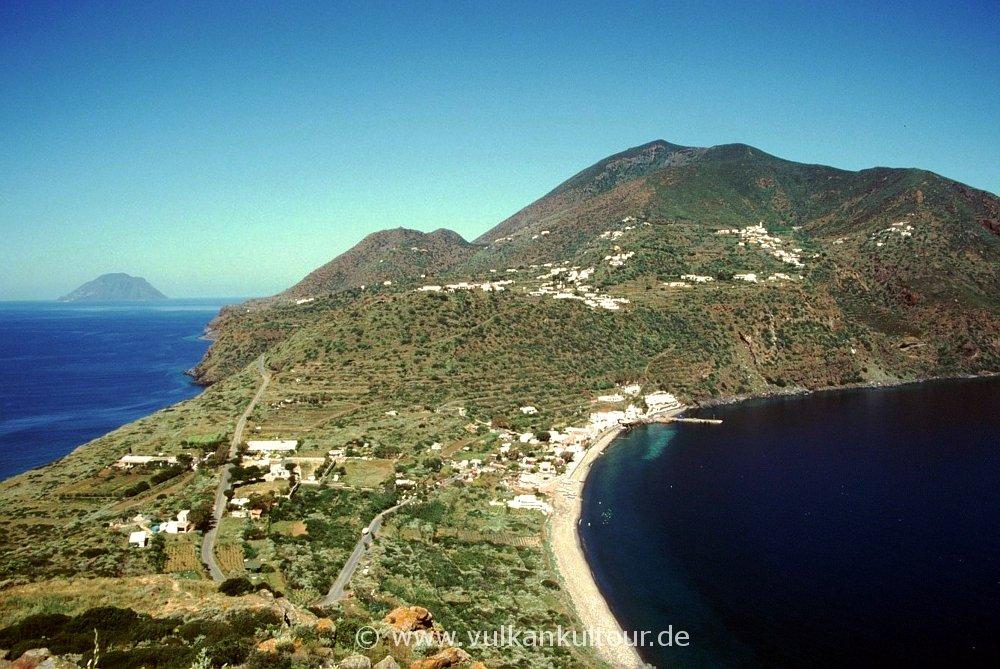 Filicudi - Blick vom Capo Graziano