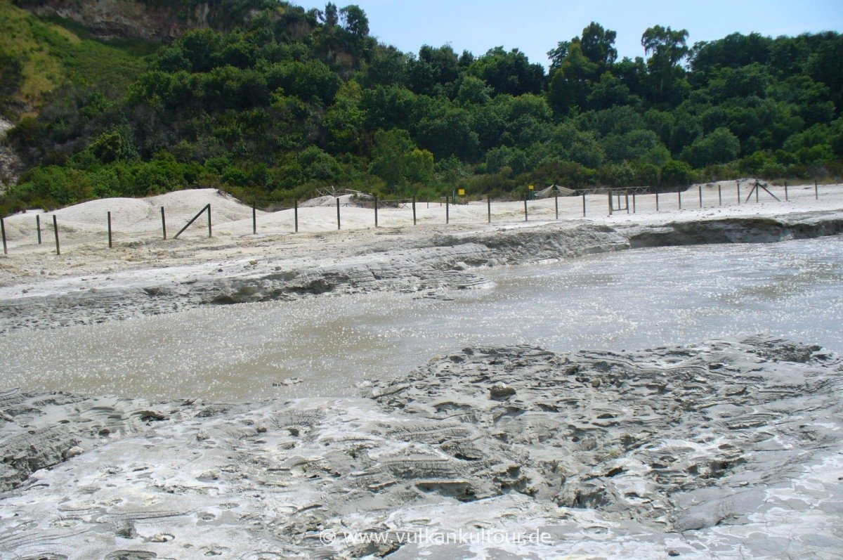 Fangaia (Vulkan Solfatara)