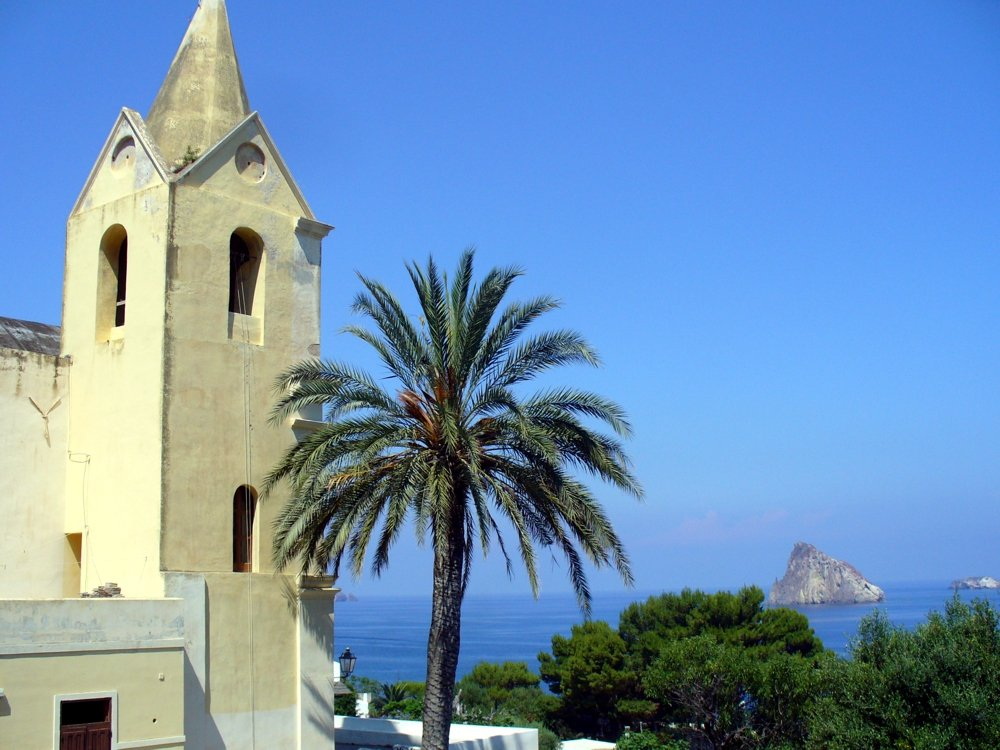 Chiesa di San Pietro auf Panarea (© by Christina Metzger)