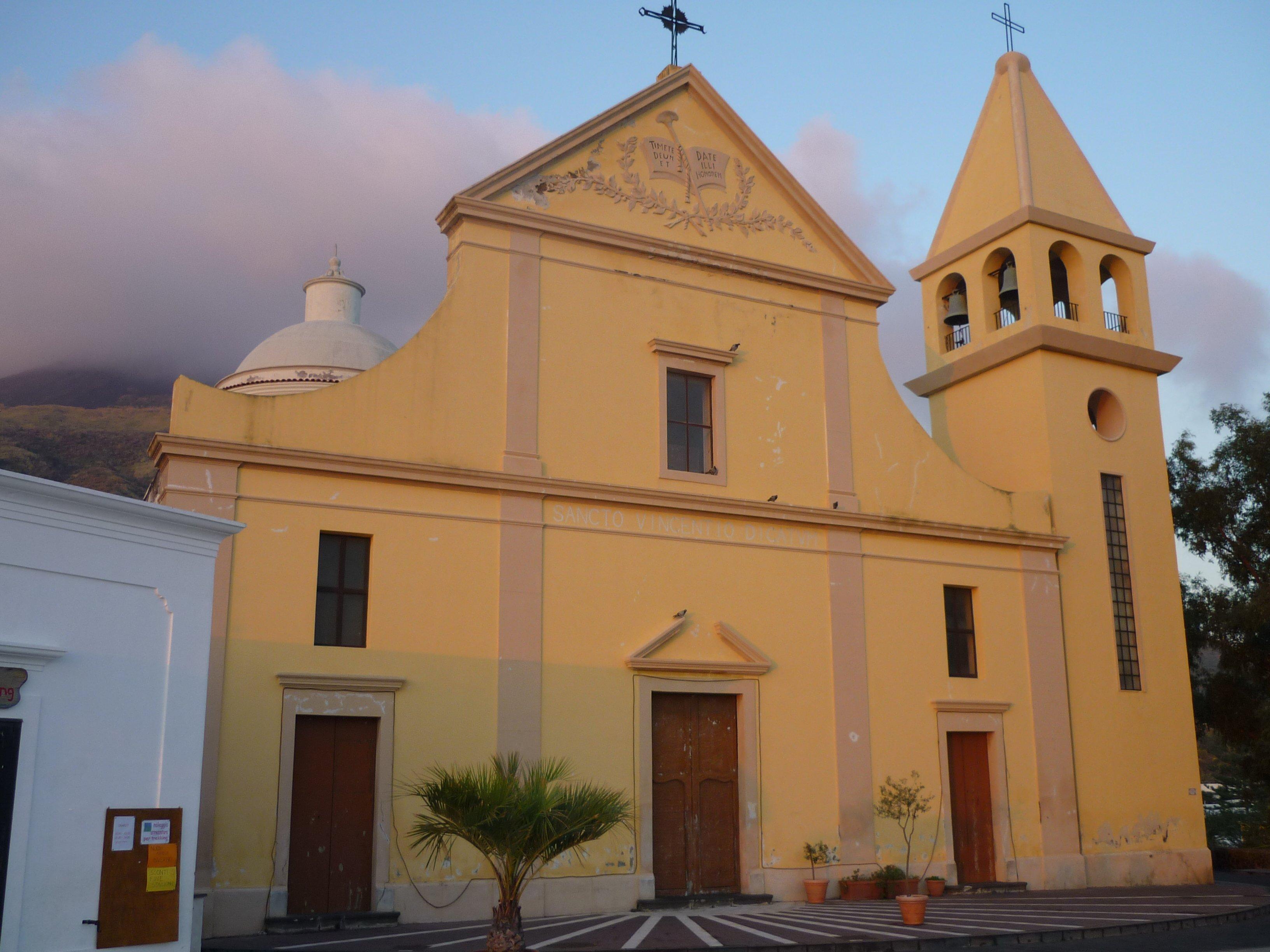 Stromboli San Vincenzo