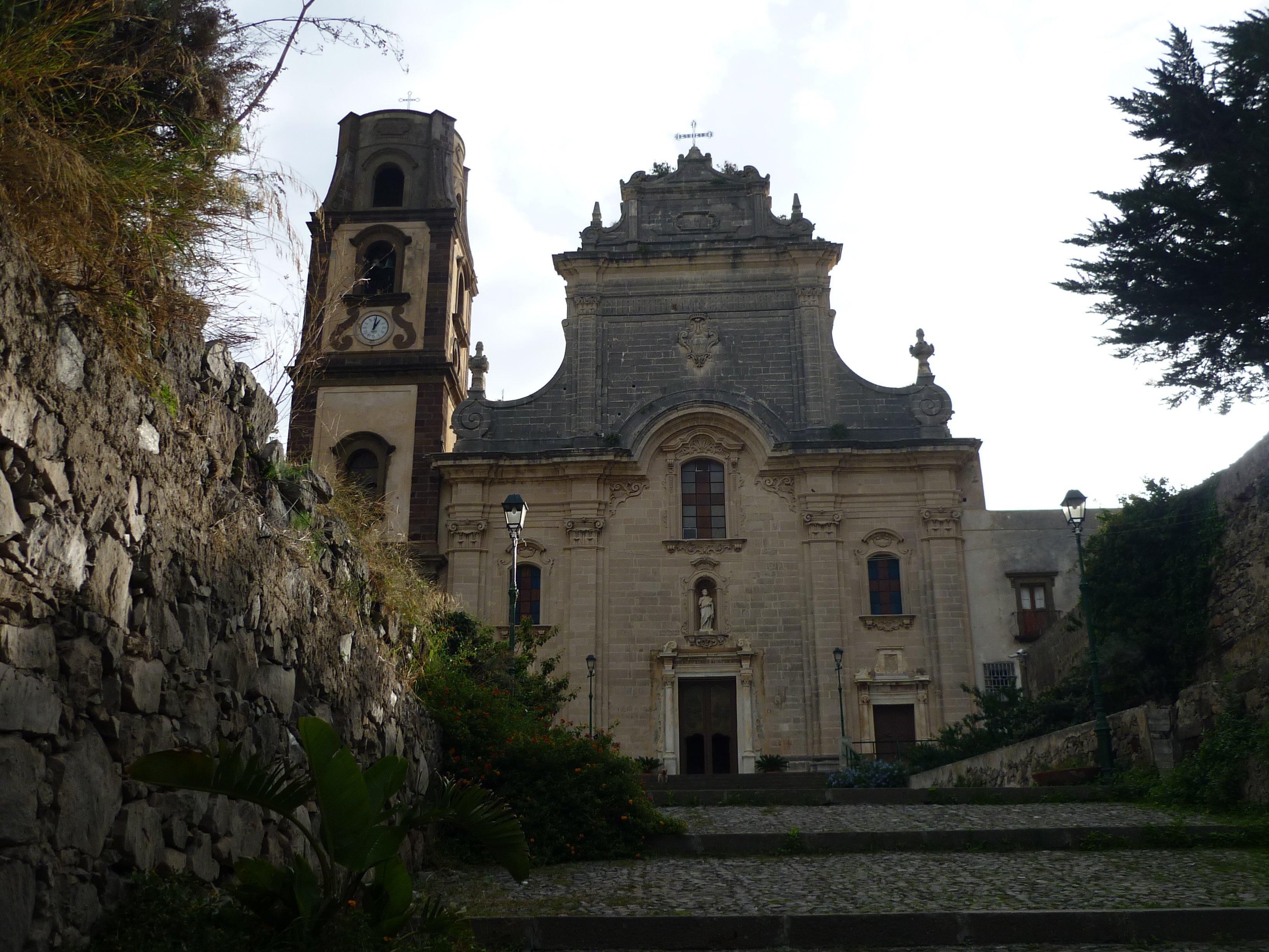 Lipari Kathedrale San Bartolomeo