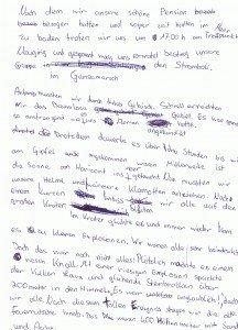Kindervulkanreise zum Stromboli 2009 - Reisebericht von Nina