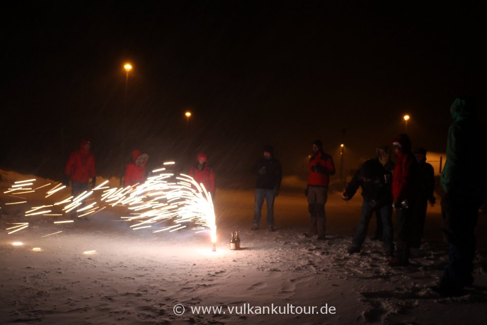 Windverblasener Jahreswechsel (© by Flo Pachaly)
