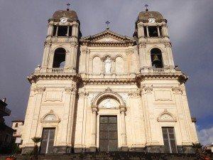 Kirche von Zafferana Etnea