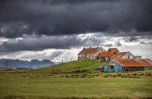 Einsamer Bauernhof (© Radmila Kerl)