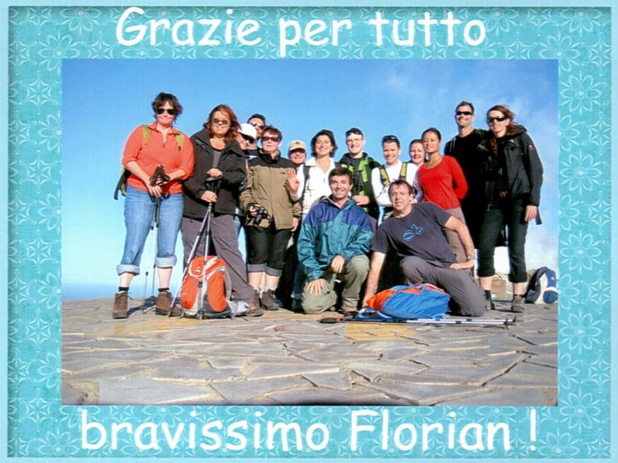 Italienisch Sprachreise 2009