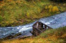 Fluss Varmá bei Hveragerði (© Radmila Kerl)
