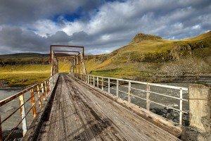 Alte Brücke an der Ringstraße (© Radmila Kerl)
