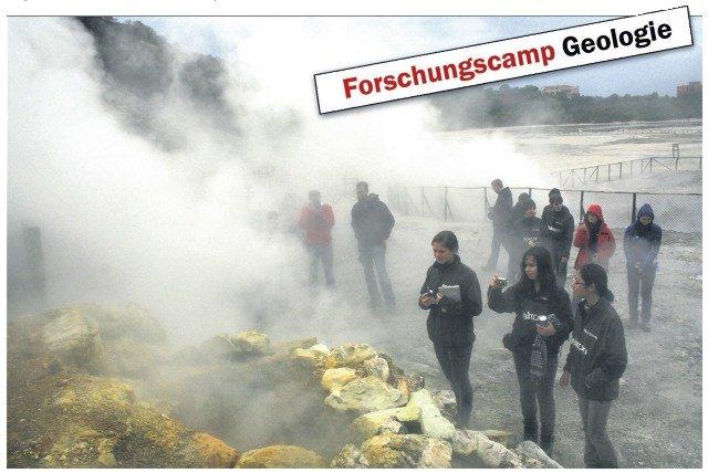 Rheinzeitung Online, Forschungscamp Teil 3: Geologie, 23. November 2009
