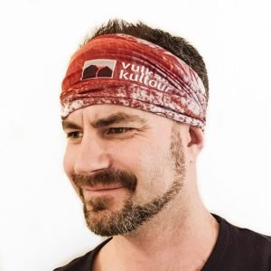 Vulkankultour-BUFF® als Stirnband